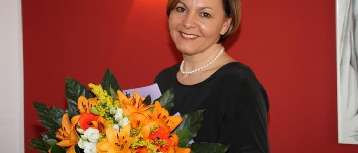 Unternehmerin des Monats Februar 2016 Waltraud Rieser-Herrnhofer